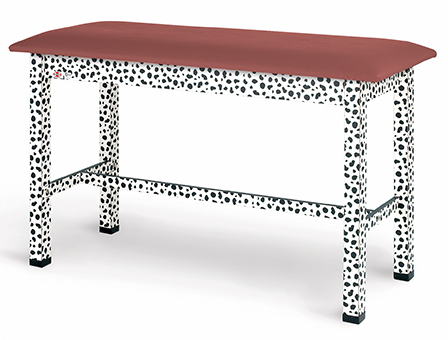 4904 Dalmatian Treatment Table