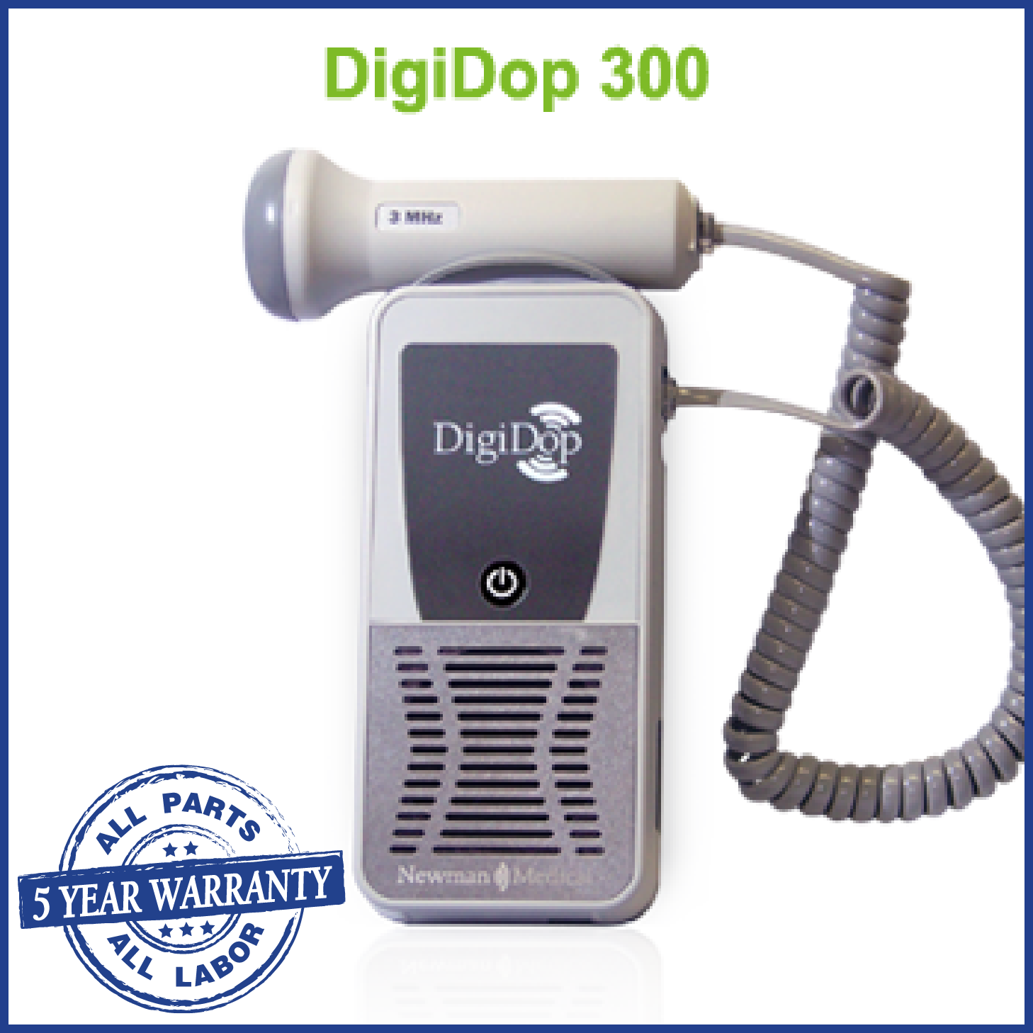 DD-300 Non-display non-rechargeable