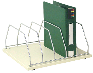 Chart Cart Table Top Storage Rack