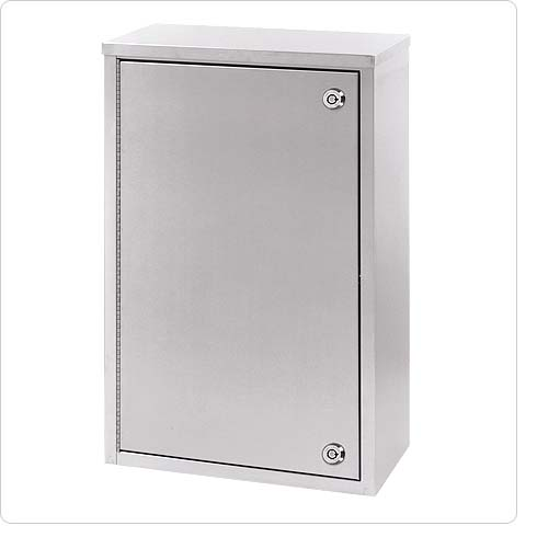 Single Door Narcotic Cabinet