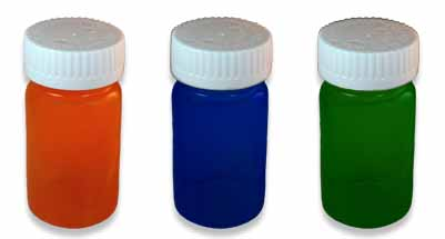 Preferred Child Resistant Prescription Vials