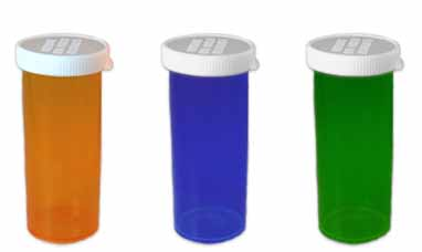 Snap Cap Prescription Vials