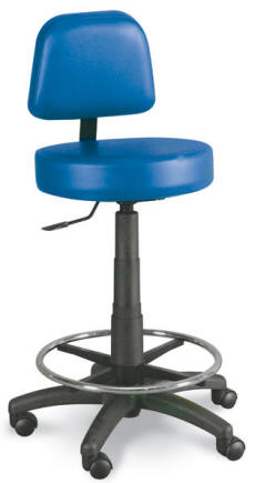 Gas Lift Lab Stool - 438