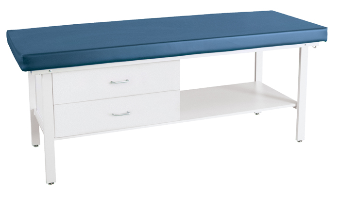 Treatment Table with Drawers - 850D